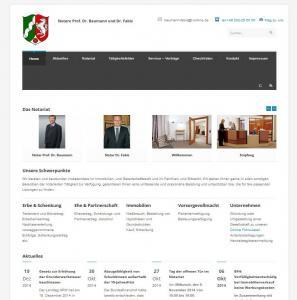 Wordpress Webdesign mit Responsiv für mobile Benutzerfreudlichkeit