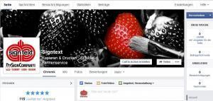 Facebook Marketing für Ihr Unternehmen, Firmenseite einrichten