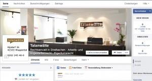 Facebook Firmenseite einrichten, anlegen, optimieren, gestalten