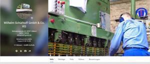 ANSICHT: google+ Unternehmensseite Schuerrhoff