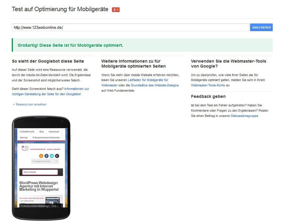Google warnt vor schlechter Nutzerfreundlichkeit auf mobilen Webseiten