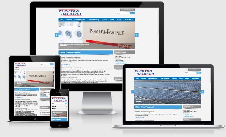 Responsive Webdesign mobile Benutzerfreundlichkeit