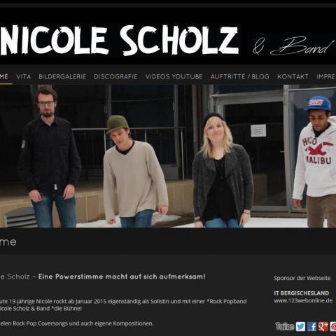 Nicole Scholz & Band