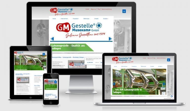 Musekamp Galvanogestelle GmbH