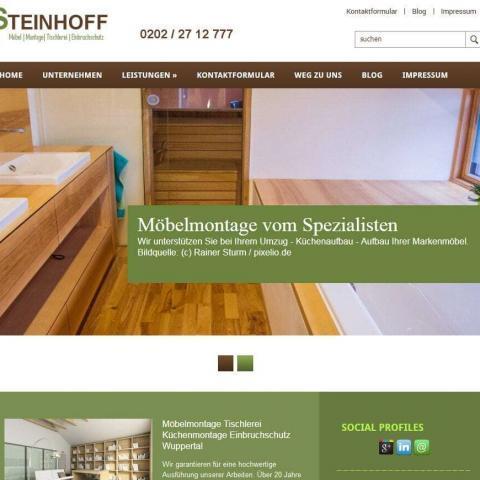 Möbelmontage </br>Steinhoff