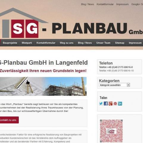 SG-Planbau