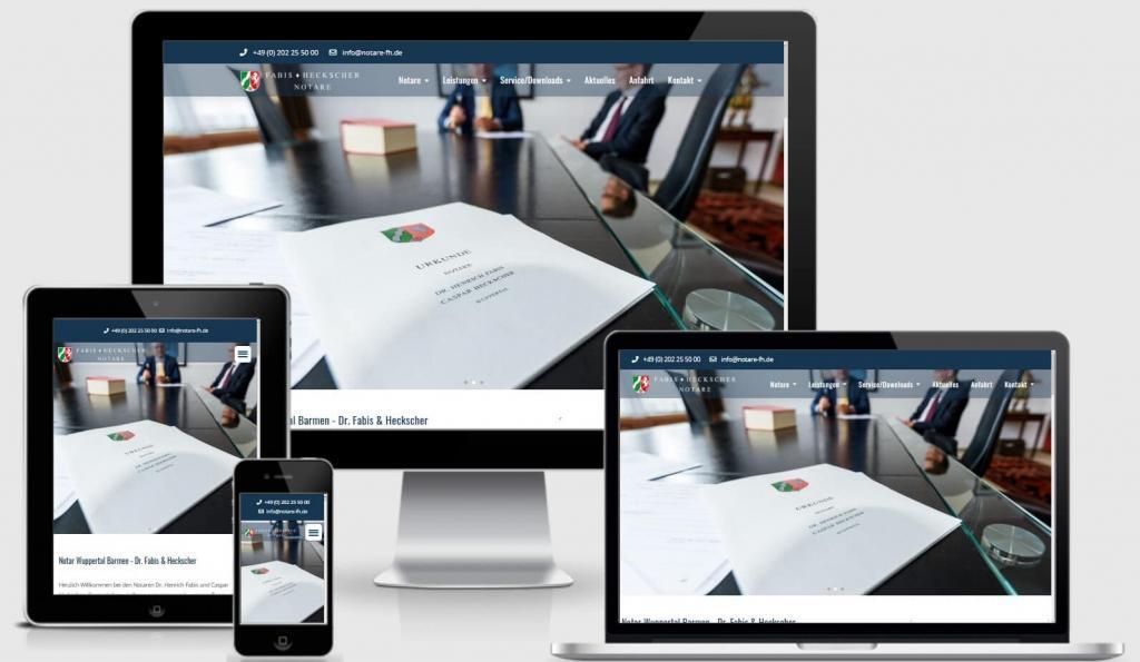 Webseiten Optimierung für mobile Geräte