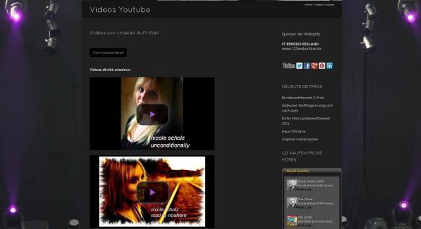 Projekt- oder Firmenvideos auf Ihrer Webseite