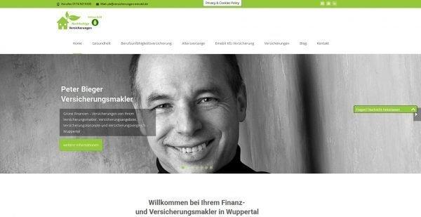 Bieger Finanz- und Versicherungsmakler in Wuppertal