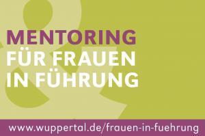 Cross-Mentoring-Programm Kompetenzzentrum Frau und Beruf