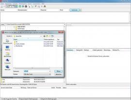 Konvertierung FIREFTP Datei für Filezilla