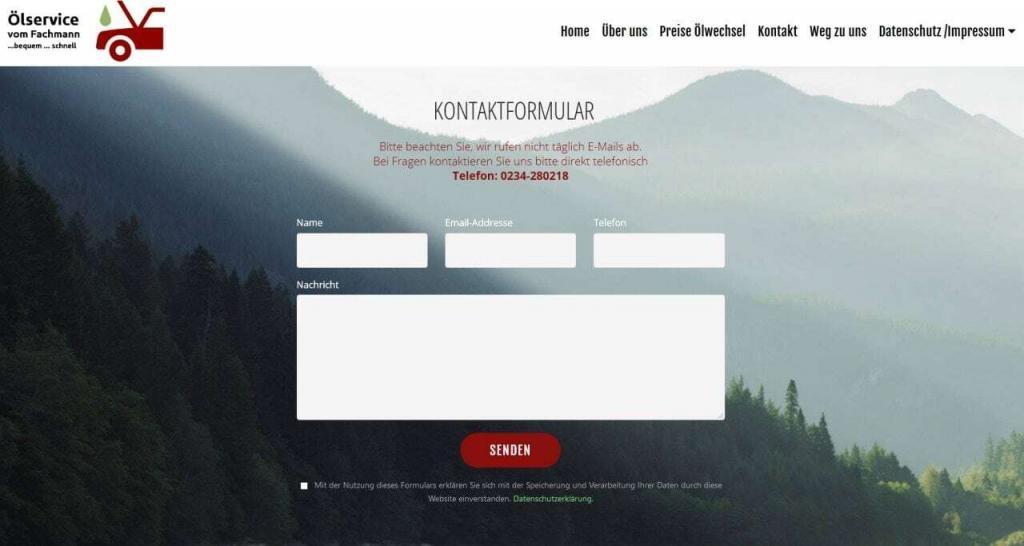 Mobirise Webseiten Agentur