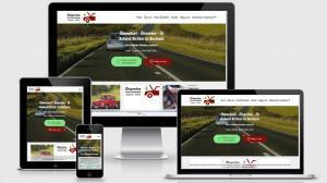 Responsive Web mit Mobirise Bootstrap Richter Ölservice