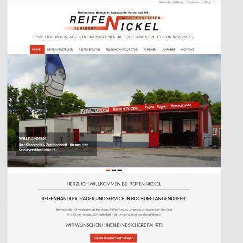Reifen Nickel