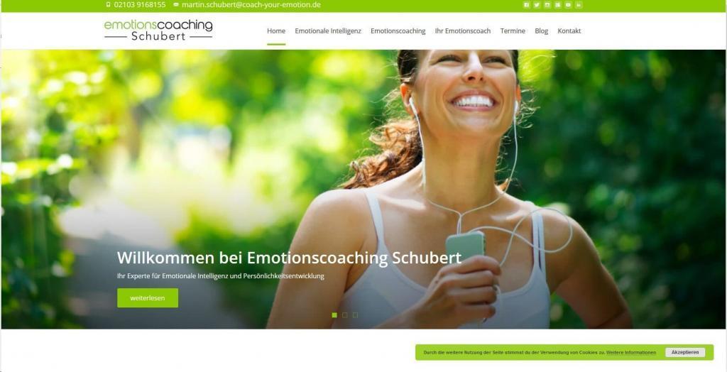 Martin Schubert Coaching