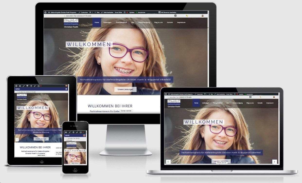 ツ WebDesign Agentur- 100% responsive Design
